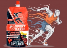 Смузи - тренд или здоровье? А вы попробуйте новый «SportBar»