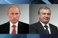 Президенты Узбекистана и России обсудили возможность использования российской вакцины