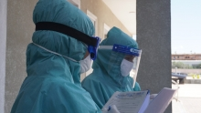 Коронавирус в Таджикистане: Зарегистрирована новая смерть