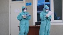 Коронавирус в Таджикистане: +41 заболевший, смертей нет