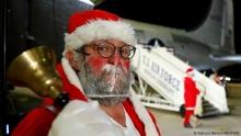 ВОЗ заверила, что у Санта Клауса есть иммунитет к COVID-19