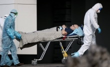 Число жертв коронавируса в России приблизилось к 48 тысячам