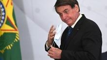 Президент Бразилии Жаир Болсонару отказался вакцинироваться от коронавируса