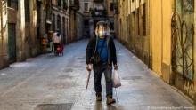 Европа ужесточает карантин из-за коронавируса
