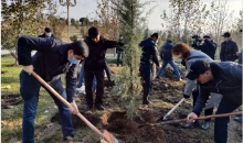 Tajikistan undertakes effective actions to fight against the climate change