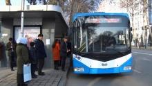 Чем примечательны новые автобусы в Душанбе