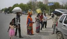Новый «британский» штамм коронавируса выявлен в Индии
