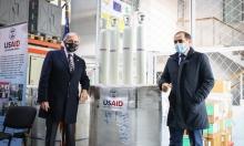 США передали Минздраву Таджикистана 200 кислородных баллонов для больных COVID-19