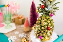 Как правильно выбирать ананас к новогоднему столу?