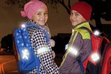 Как светоотражатели снижают количество ДТП у наших соседей, но не у нас