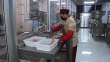 Как в Таджикистане делают колбасу