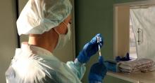 Для российских военнослужащих в Таджикистане привезли более 1000 доз вакцины от COVID-19