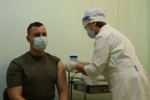 На российской военной базе в Таджикистане началась вакцинация от коронавируса