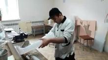 Как производят протезы в Таджикистане