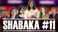 Shabaka: нога в кармане, звезды в Эмиратах, Зуля супер-женщина