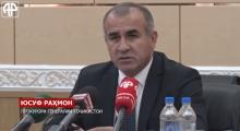 Юсуф Рахмон: вина Махмурода Одинаева полностью доказана, его никто не пытал