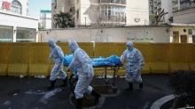 ВОЗ зафиксировала рекордное число умерших от COVID-19 за последнюю неделю