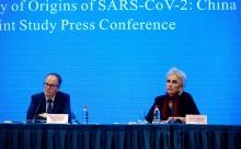 ВОЗ исключила сценарий зарождения коронавируса в лаборатории