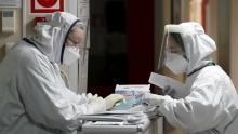 Минус 17%. ВОЗ сообщила о снижении числа заразившихся коронавирусом