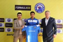«Formula55» подписала договор о спонсорстве ФК «Худжанд» на 2021 год ⠀
