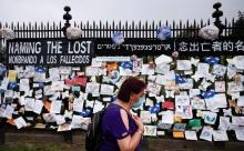Число жертв COVID в США приблизилось к отметке 500 тысяч человек