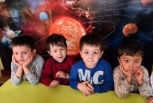 В какой детский сад отдать ребенка в Душанбе?