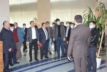 """В Душанбе заработает """"Центральноазиатская торговая палата"""""""