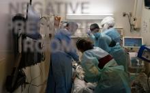 В США зафиксировали рекордную смертность по итогам 2020 года