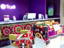 Центры обслуживания Tcell «нарядились» к Наврузу