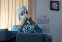 В Таджикистане в частных клиниках не делают прививки от COVID-19