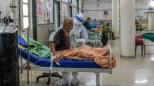 Индия обновила мировой рекорд по числу зараженных коронавирусом за сутки