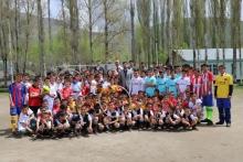 Компания «Formula55» побывала в Раштском районе в рамках благотворительного проекта «Орзуи нек»