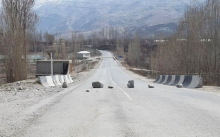 Трое жителей Сомониена получили огнестрельное ранение в конфликте на таджикско-кыргызской границе