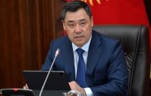 Садыр Жапаров призвал граждан Кыргызстана не сеять вражду и рознь
