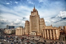МИД России: Москва с тревогой следила за резким обострением ситуации на таджикско-кыргызской границе