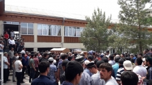 Список погибших: В Чоркух похоронили скончавшихся в таджикско-кыргызском конфликте жителей