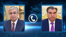Президент Казахстана обеспокоен ситуацией на таджикско-кыргызской границе