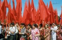 Мир, май, труд. Как встречали 1 мая в советском Душанбе