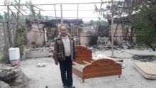 Жители Ходжа Аъло: «Дома обстреляли, облили бензином и подожгли»
