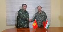 Переговоры до 3 утра. Главы ГКНБ подписали протокол по делимитации и демаркации таджикско-кыргызской госграницы