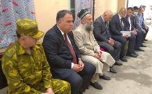 По 70 тысяч сомони выдали каждой семье погибших в приграничном конфликте в Таджикистане