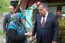Таджикистан официально подтвердил гибель 19 человек в таджикско-кыргызском конфликте