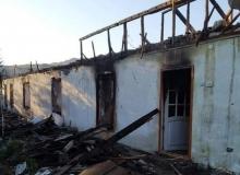 Глава джамоата Чоркух: «Кыргызы сожгли дом местного жителя»