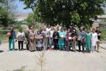 Компания «Formula55» оказала помощь дому-интернату для престарелых и инвалидов города Пенджикент
