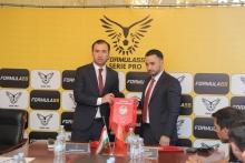 Компания «Formula55» - стала титульным спонсором футзальной лиги Таджикистана «Serie Pro» сезона-2021