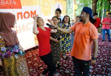 «Салом, тобистон!». Смотрите, как прошел самый большой фестиваль лета в Душанбе
