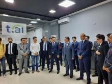 Искусственный интеллект в Душанбе. TajRupt открыл офис в столице