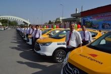 Какое такси в Душанбе дешевле? «Як такси», Asian Express, а, может, Олу4а?