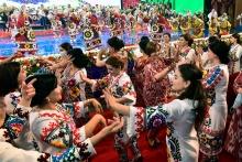 В Душанбе состоялся «Вечер дружбы»: пели и плясали все