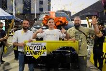 Formula55 разыграла Toyota Camry 4 и путёвку на Чемпионат Европы 2020